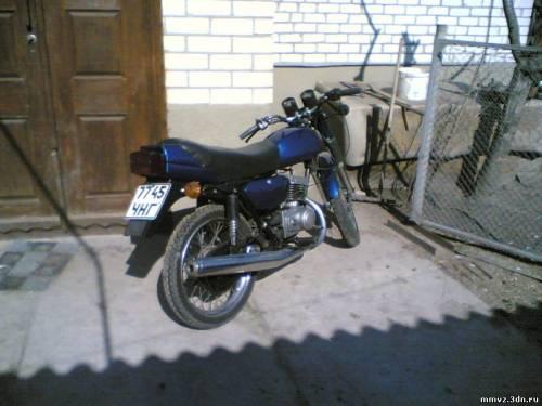 Тюнинг мотоцикла минск своими руками фото